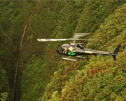 Oahu Helicopter Tour of Ali'i Sacred Falls - 60 Minutes