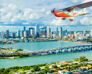 Scenic Flight Miami - 55 Minute Flight
