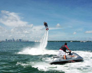 Flyboarding Miami - 1 Hour