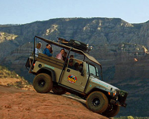 Jeep Tour Sedona, Diamond Back Extreme - 2 Hours 30 Minutes