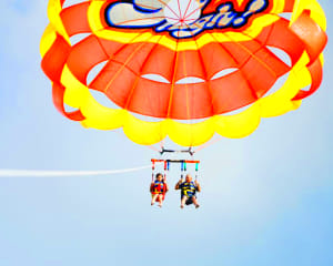 Parasailing Key West - 10 Minute Flight