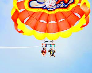 Parasailing Jacksonville Beach Fl