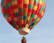 Hot Air Balloon Ride Virginia - 1 Hour