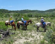 Horseback Riding San Antonio, Texas Hill Country - 4 Hours