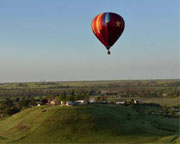 Private Hot Air Balloon Ride Sacramento, Sunset - 1 Hour Flight