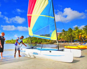 Catamaran Rental Miami - 2 Hours