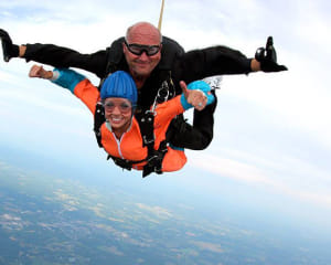 Skydive Pennsylvania - 13,000ft Jump