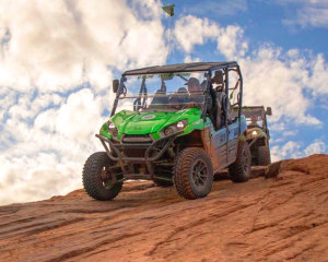 T-Rex Offroad Tour Moab - 2 Hours 30 Minutes
