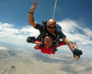 Skydiving Las Vegas