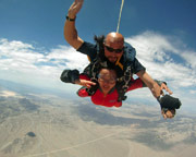 Skydiving Las Vegas - LOCATED ON THE STRIP! - 15,000ft