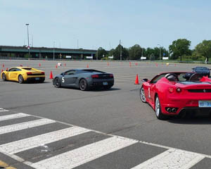 Supercar Autocross Drive Philadelphia 3 Laps - Wells Fargo Center