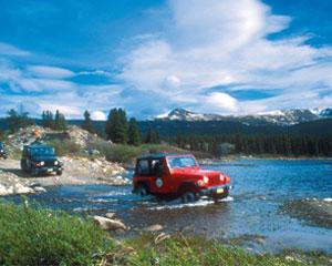 Denali Off-Road Jeep Tour - 3.5 Hours