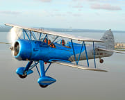 Biplane Aerobatic Flight Cocoa Beach - 17 Minute Flight