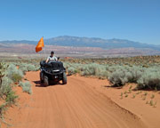 ATV Tour St. George - 2 Hours