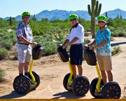 Segway Tour Phoenix Desert - 1.5 Hours