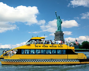 New York Water Taxi - All-Day Access Pass