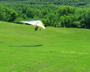 Hang Gliding Ellenville - 1 Day Intro Lesson