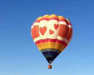 Hot Air Balloon Ride Las Vegas, Easy Access Basket - 1 Hour Flight