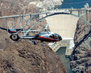 Helicopter Ride Las Vegas and Hoover Dam - 35 Minute Flight (Hotel Shuttle Included)