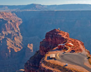 Grand Canyon Plane Tour with Landing, Western Territory - Half Day (Includes Vegas Hotel Transportation)