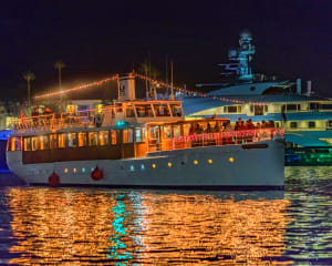 Saturday Dinner Cruise Marina Del Rey - 2.5 Hours