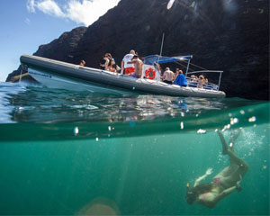 Napali Snorkel Adventure, Kauai - 4 Hours