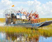 Everglades Airboat Tour, Fort Lauderdale - 30 Minutes (Includes Free Alligator Tooth Souvenir!)