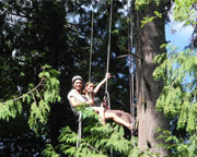 Canopy Tree Climbing, Seattle - Half Day