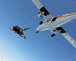 Skydive Mississippi - 14,000ft Jump