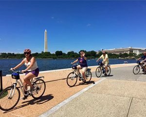 Bike Tour Washington DC, Capital Sites - 3 Hours