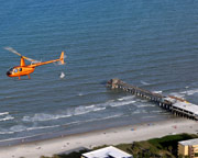 Helicopter Ride Cocoa Beach - 3 Minute Discovery Flight