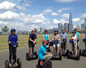 New York Skyline Segway Tour - 1.5 Hours