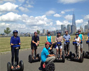 New York Skyline Segway Tour - 1.5 Hours