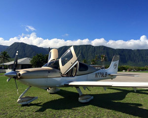 Discovery Flight Lesson Maui, Molokai - 90 Minutes - Bring 2 Passengers for Free!