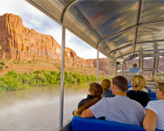 Colorado River Jet Boat Ride, Moab - 3 Hours