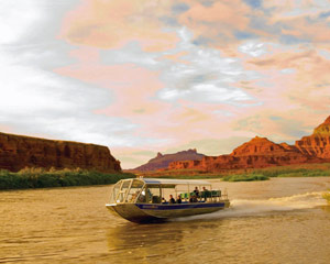Colorado River Jet Boat Ride, Moab - 1 Hour