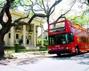 New Orleans Bus Tour, 3 Day Hop-On-Hop-Off Tour