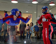 Indoor Skydiving Dallas - Earn Your Wings