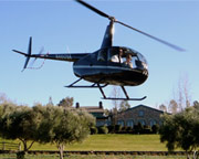 Helicopter Ride Temecula, Thornton Winery - 3 hours (3rd Passenger Rides for Free!)