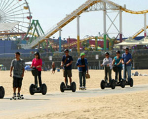 Segway Tour Santa Monica and Venice Beach - 2 Hours