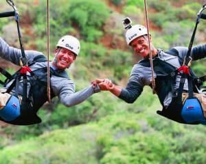 Zipline Maui, 5 Line Tour - 3 Hours