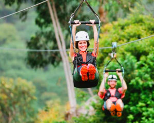 Treetop Zipline Tour Maui, 6 Line Tour with QUICKJUMP- 2.5 Hours