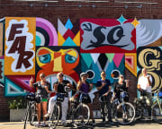 Bike Tour Santa Monica, Street Art - 4 Hours
