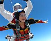 Skydiving Houston, Crystal Beach - 11,000ft Jump