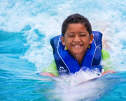 Dolphin Swim Adventure Hawaii with Admission to Sea Life Park - 45 Minute Swim