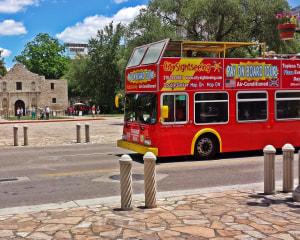 San Antonio Bus Tour, 2 Day Hop-On-Hop-Off Tour