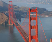 Private Helicopter Tour San Francisco for 2 - 1 Hour Flight