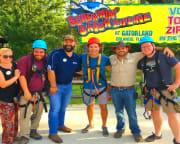 Ziplining Orlando, Gatorland - 2 Hours (Includes FREE Admission to Gatorland)