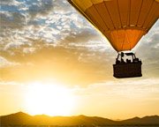 Hot Air Balloon Ride Mesa and Queen Creek, Sunrise - 1 Hour Flight