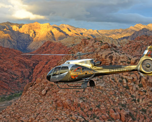 Grand Canyon Helicopter Tour with Canyon Landing and Picnic - 3.5 Hours